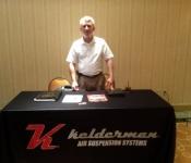 Kelderman Air Suspension Systems