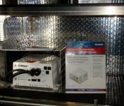 Ambulance Inverter Charger