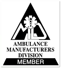 Ambulance Manufacturers Division logo