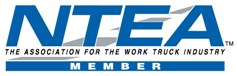 Association for the work truck industry logo.